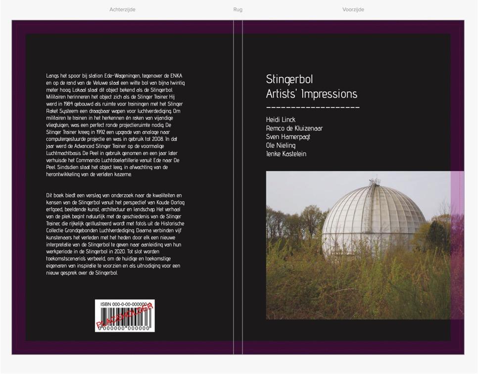 Stingerbol Meditations in nieuw boek - Sven Hamerpagt - Project Wildeman